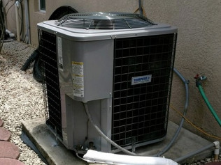 air conditioning unit in Naples, FL